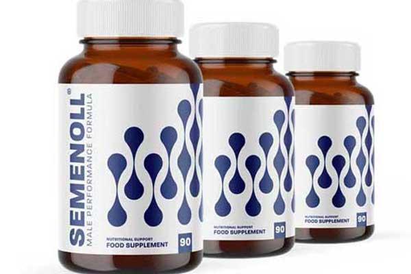 Semenoll for sperm motility and health