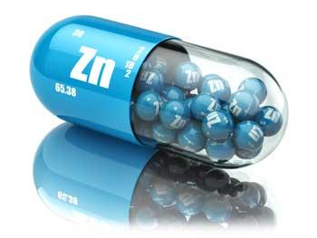 zinc supplements for increasing semen volume